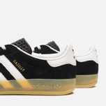 Мужские кроссовки adidas Originals Gazelle Indoor Black/White фото- 6