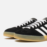 Мужские кроссовки adidas Originals Gazelle Indoor Black/White фото- 5