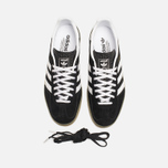 Мужские кроссовки adidas Originals Gazelle Indoor Black/White фото- 4