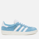 Кроссовки adidas Originals Gazelle Indoor Blue/White фото- 0