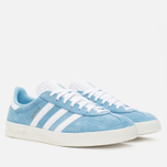Кроссовки adidas Originals Gazelle Indoor Blue/White фото- 1