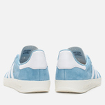 Кроссовки adidas Originals Gazelle Indoor Blue/White фото- 3