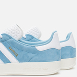 Кроссовки adidas Originals Gazelle Indoor Blue/White фото- 7