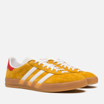 Мужские кроссовки adidas Originals Gazelle Indoor Gold/White фото- 1