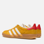 Мужские кроссовки adidas Originals Gazelle Indoor Gold/White фото- 2