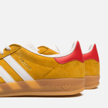 Мужские кроссовки adidas Originals Gazelle Indoor Gold/White фото- 6