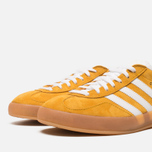 Мужские кроссовки adidas Originals Gazelle Indoor Gold/White фото- 5
