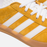 Мужские кроссовки adidas Originals Gazelle Indoor Gold/White фото- 7