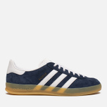 Кроссовки adidas Originals Gazelle Indoor Navy/White фото- 0