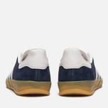 Кроссовки adidas Originals Gazelle Indoor Navy/White фото- 3