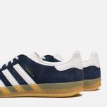 Кроссовки adidas Originals Gazelle Indoor Navy/White фото- 6