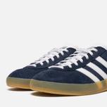 Кроссовки adidas Originals Gazelle Indoor Navy/White фото- 5