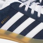 Кроссовки adidas Originals Gazelle Indoor Navy/White фото- 7