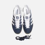 Кроссовки adidas Originals Gazelle Indoor Navy/White фото- 4