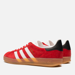 Мужские кроссовки adidas Originals Gazelle Indoor Red/White фото- 2