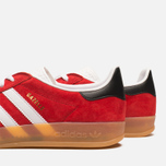 Мужские кроссовки adidas Originals Gazelle Indoor Red/White фото- 6