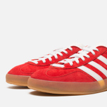 Мужские кроссовки adidas Originals Gazelle Indoor Red/White фото- 5
