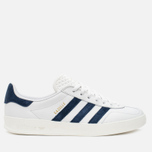 Кроссовки adidas Originals Gazelle Indoor White/Dark Blue фото- 0
