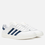 adidas Originals Gazelle Indoor White/Dark Blue photo- 1