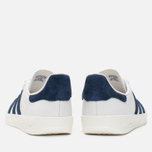 adidas Originals Gazelle Indoor White/Dark Blue photo- 3