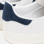 Кроссовки adidas Originals Gazelle Indoor White/Dark Blue фото- 6