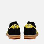 Мужские кроссовки adidas Originals Hamburg Black/Lemon Peel фото- 3