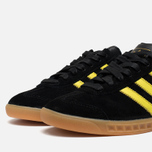 Мужские кроссовки adidas Originals Hamburg Black/Lemon Peel фото- 5