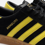 adidas Originals Hamburg Black/Lemon Peel photo- 7