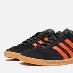 Кроссовки adidas Originals Hamburg Black/Orange фото- 5