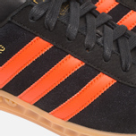 Кроссовки adidas Originals Hamburg Black/Orange фото- 7