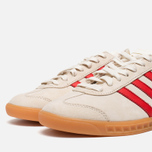 Мужские кроссовки adidas Originals Hamburg Chalk/Red фото- 5
