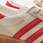 Мужские кроссовки adidas Originals Hamburg Chalk/Red фото- 7