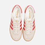 Мужские кроссовки adidas Originals Hamburg Chalk/Red фото- 4