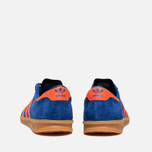 Мужские кроссовки adidas Originals Hamburg Collegiate Royal/Orange фото- 3