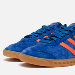 Мужские кроссовки adidas Originals Hamburg Collegiate Royal/Orange фото- 5