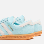 Мужские кроссовки adidas Originals Hamburg Frost Blue/White фото- 6