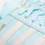 Мужские кроссовки adidas Originals Hamburg Frost Blue/White фото- 7