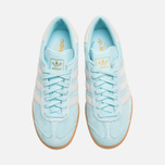 Мужские кроссовки adidas Originals Hamburg Frost Blue/White фото- 4