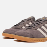 Кроссовки adidas Originals Hamburg Grey/White фото- 5