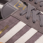 Кроссовки adidas Originals Hamburg Grey/White фото- 7