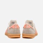 Мужские кроссовки adidas Originals Hamburg Khaki/Orange фото- 3