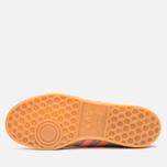 Мужские кроссовки adidas Originals Hamburg Khaki/Orange фото- 8