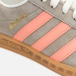 Мужские кроссовки adidas Originals Hamburg Khaki/Orange фото- 5