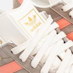 Мужские кроссовки adidas Originals Hamburg Khaki/Orange фото- 6