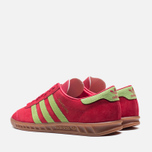 Мужские кроссовки adidas Originals Hamburg Red Beauty/Macaw фото- 2