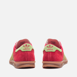 Мужские кроссовки adidas Originals Hamburg Red Beauty/Macaw фото- 3
