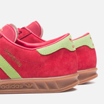Мужские кроссовки adidas Originals Hamburg Red Beauty/Macaw фото- 6