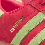 Мужские кроссовки adidas Originals Hamburg Red Beauty/Macaw фото- 7