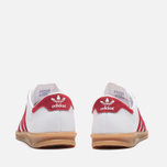 Мужские кроссовки adidas Originals Hamburg Running White/Union Red фото- 3