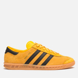 Кроссовки adidas Originals Hamburg Yellow/Black фото- 0